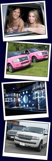 Limousine Fleet For Hire